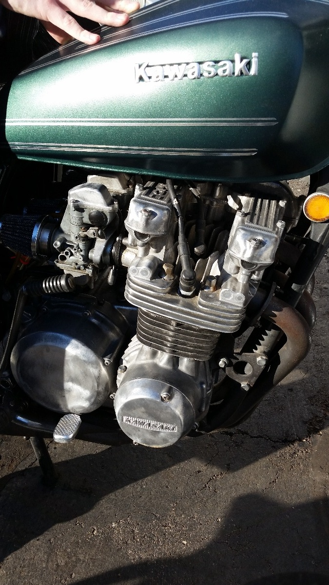 78' KZ650 Carb Identification and Jetting Advice? - KZRider