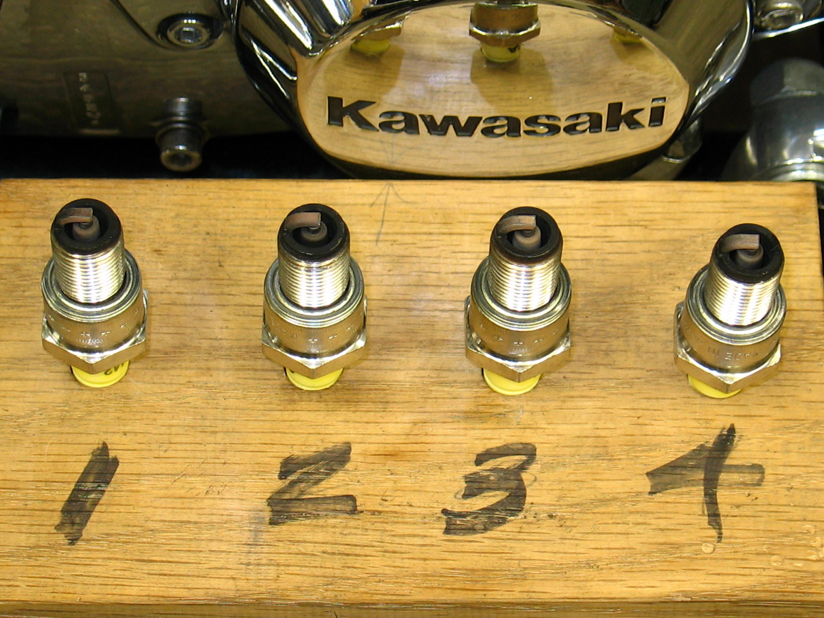 Mikuni RS Flat Slide Pilot Adjustment Screws - KZRider Forum