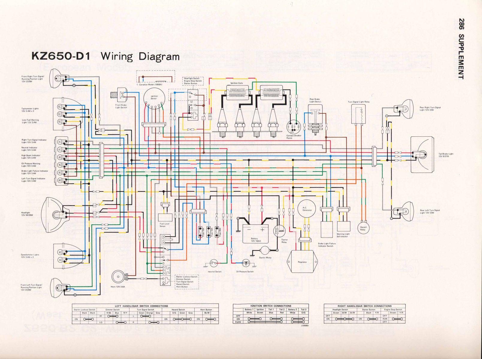 1980 750h bare bones for mattylight page 21 kzrider forumkz650 d1 jpg