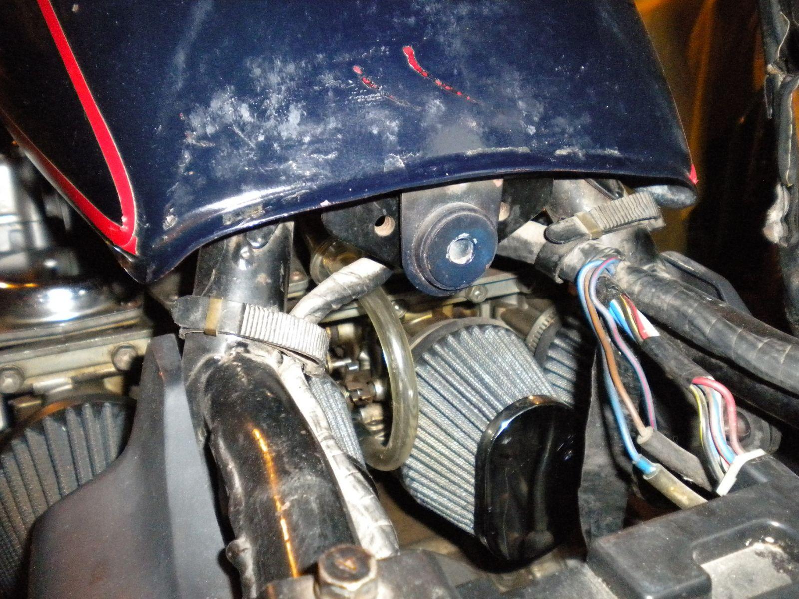 re: kz750 ltd h2 1981 - add inline fuel filter - KZRider