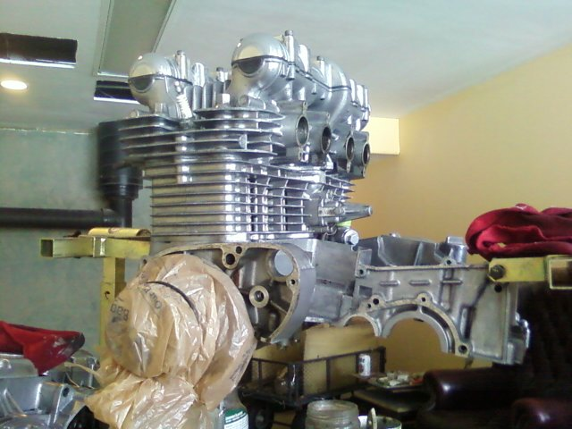 O rings and seals for a 77 KZ1000 engine - KZRider Forum