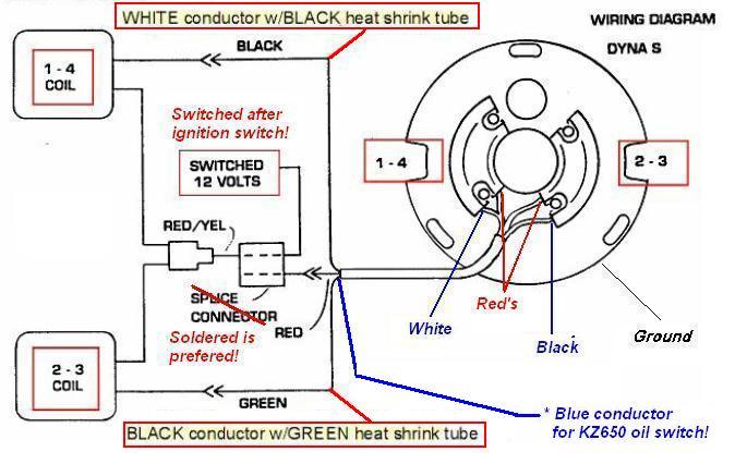 Diagram Dyna Coil Wiring