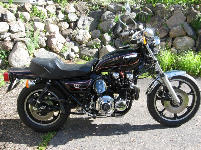 78 KZ 1000 LTD Turbo. _1