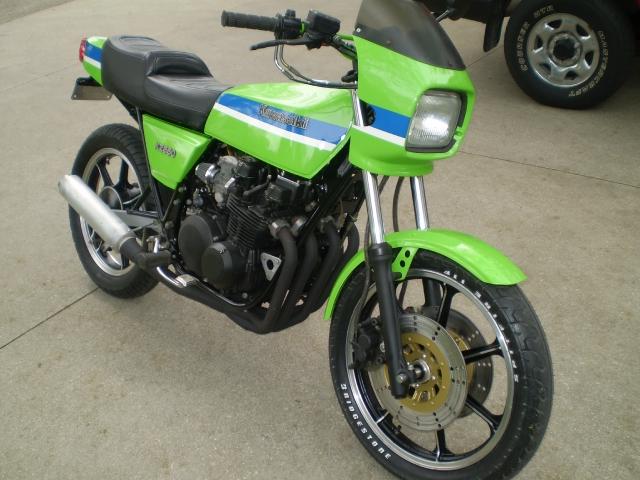 KZ550 ELR clone