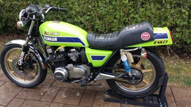 1980 KZ750E