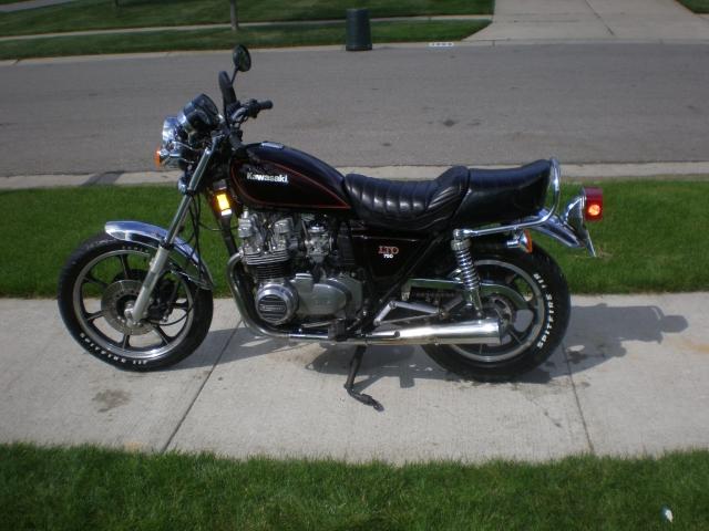 MY KZ 750 LTD