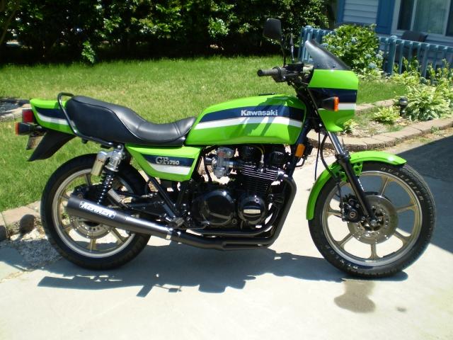 1982 GPZ-750