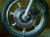 Wheels after restoration #2 - KZ1000G