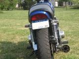 Fender delete and custom tailight