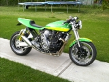 Supercharged 1978 Z1000 A.