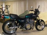 KZ1000 77 put back together and running