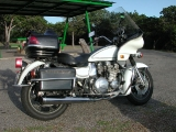 Fergy's 95 Police Bike Project Continued...