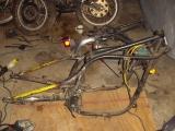 kz bobber frame build