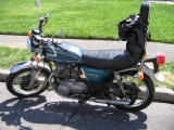 76 KZ400 D3- Free with title