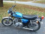 Biquetoast - '75 KZ400D