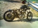 my kz440 bobber