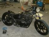 81 kz440 rat bike project almost done