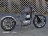 KZ 440 Bobber Project