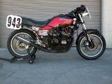 1985 GPz550 Track/Race Bike