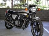 1982 KZ550 A3 all stock