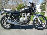 1983 KZ 550 LTD