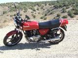 1981 Kawasaki KZ 550