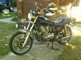 Bud's 83 KZ650 CSR
