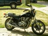 Bud's 1983 KZ650 CSR