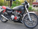 1977 KZ650C Ready to Ride