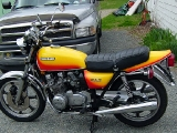 1977 KZ 650 Sunny Side UP (the other side)