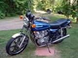 1980 Kawasaki KZ650 F1