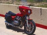 Ema, my 1978 KZ650 SR