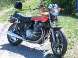 My 1978 Kawasaki KZ650