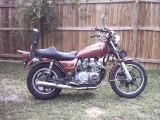 1980 kz 650 ltd