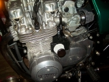 1977 Kz650 Airfilters and Breather upgrade