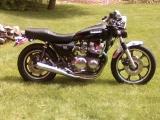 1979 KZ650 SR
