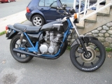 1977 KZ650 - After a little TLC