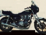 1980 kz750 ltd