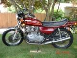 My 78 KZ750 B