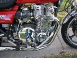 KZ motor close up