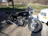 my 1976 kz900