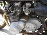 Left Side Engine