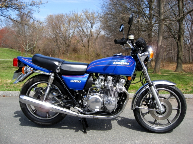 Bikes Of The Month: KZ650's