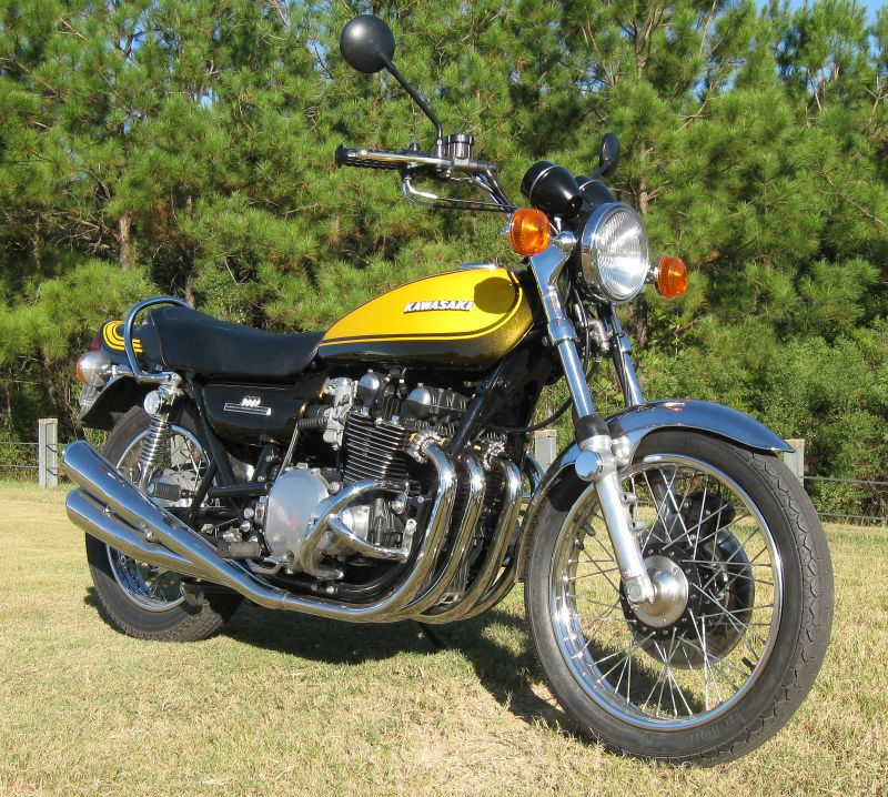 Bike Of The Month: slmjim+Z1BEBE's 1973 Z-1 900