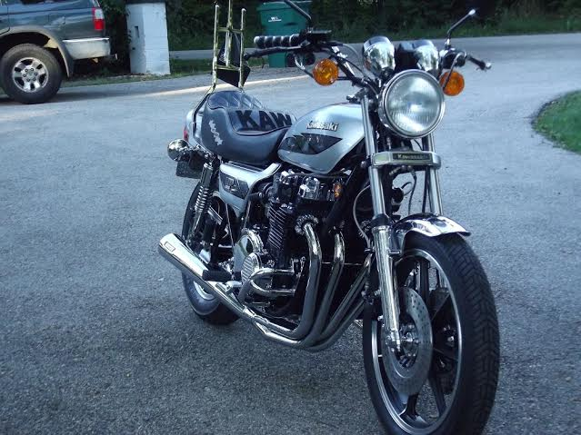 Bike Of The Month: 1980  KZ1000 LTD owned by Pete Greek1.