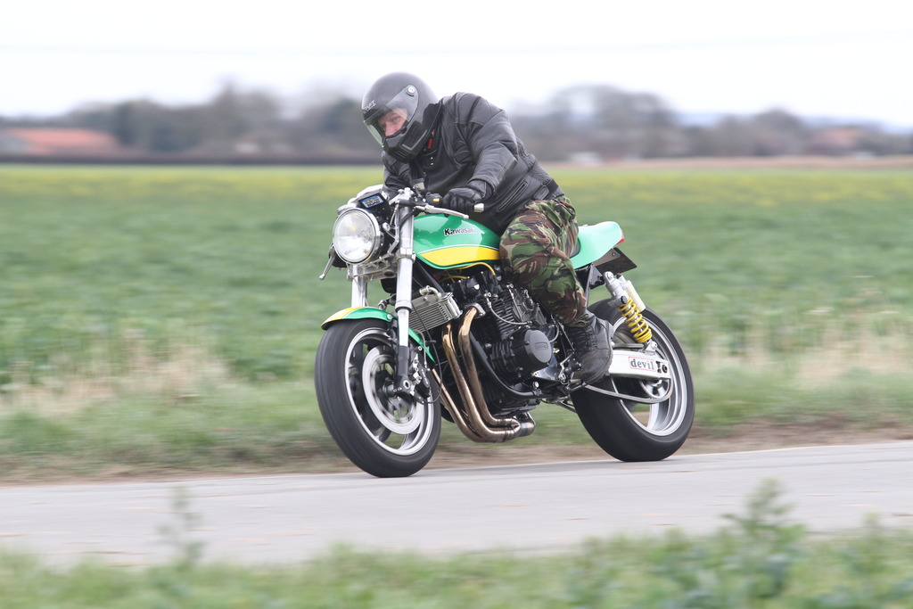 Bike Of The Month: A return of ZED1015 with his KZ  Superbike for July BOTM