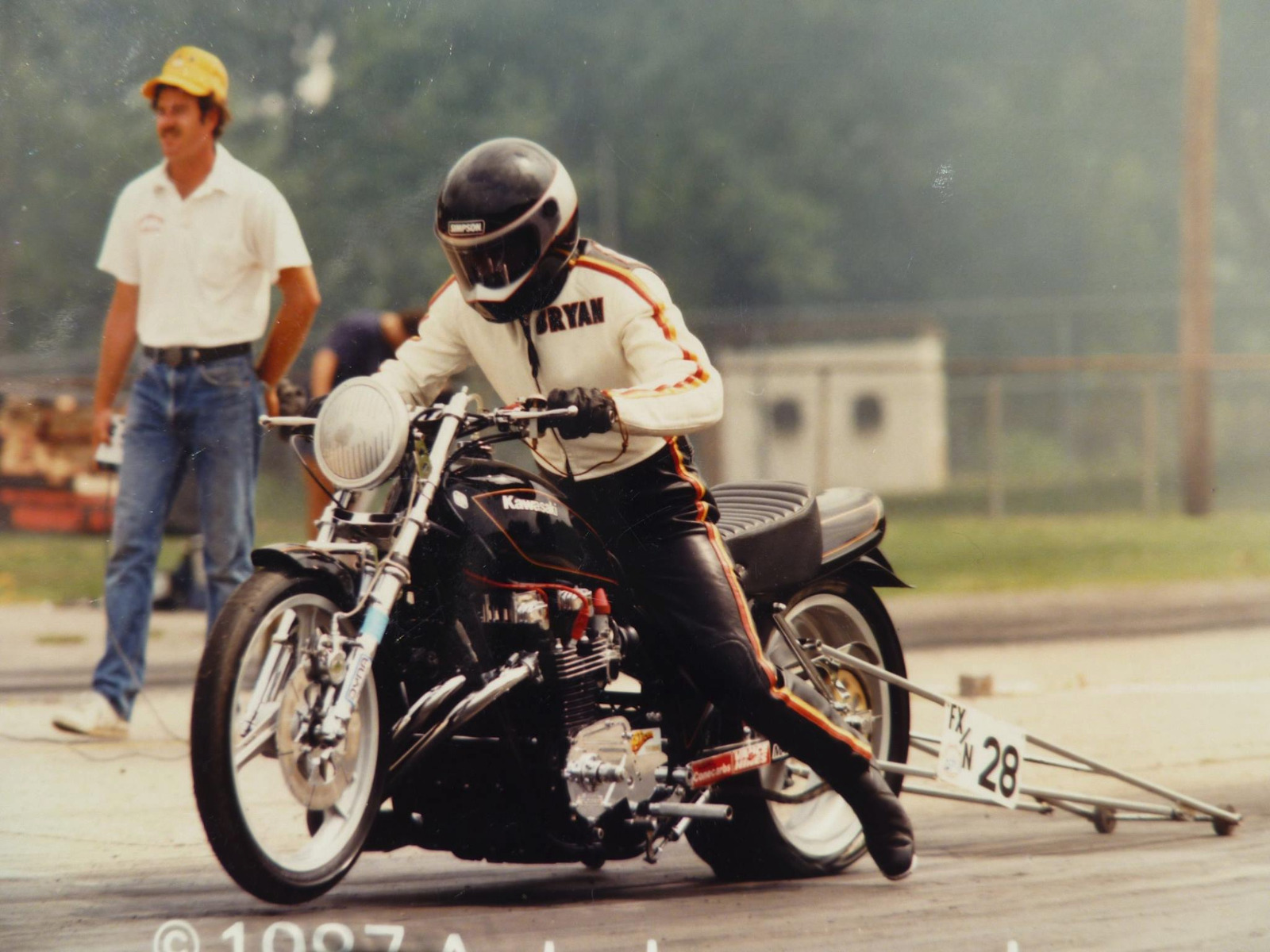 Bike Of The Month:Drag  Racing Month