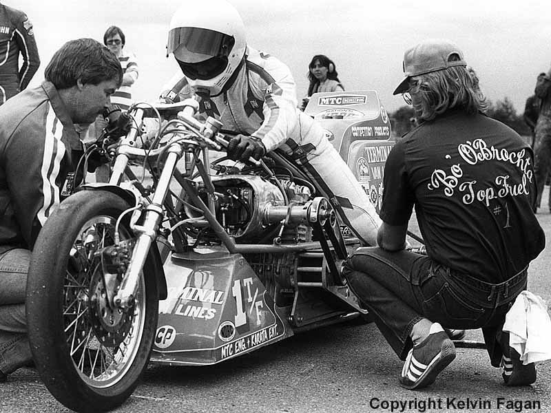 Bike Of The Month: Drag Racing Month
