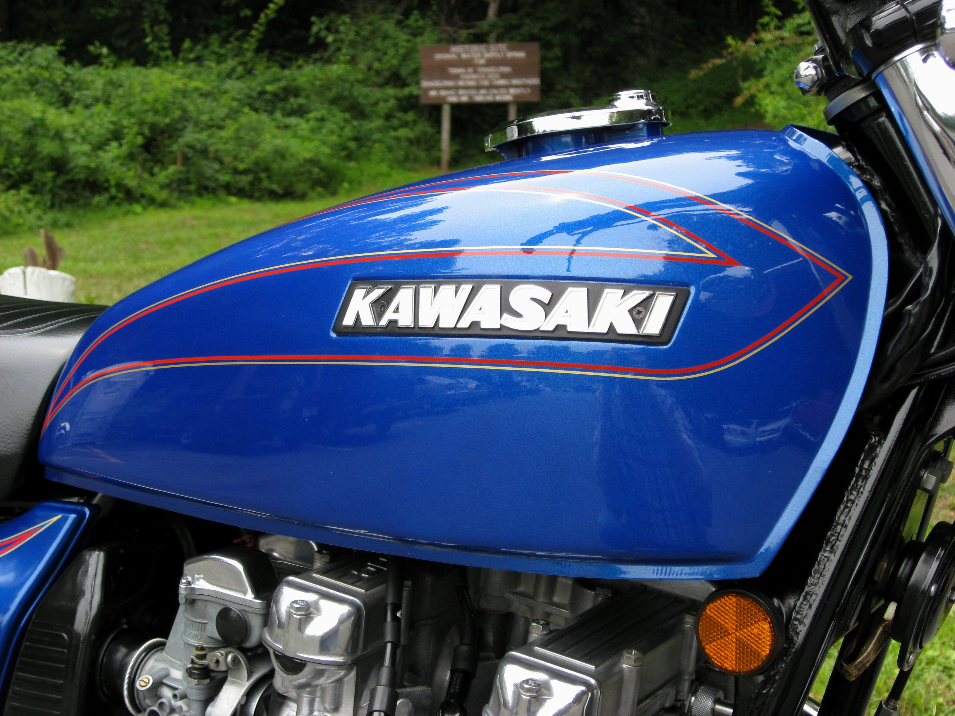 Bike Of The Month: 650ED'S 1977 KZ650-C1