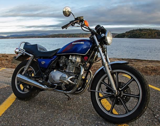 Bike Of The Month: Jeff Galbraith's 1984 KZ440 LTD D 6.